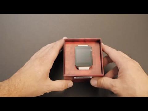 LG G Watch - Unboxing + første indtryk