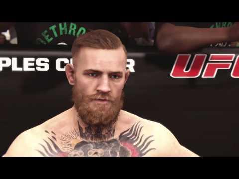 EA Sports UFC: EA Sports UFC Connor McGregor Vs Jose Aldo Rematch