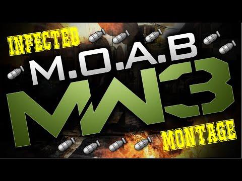 MW3 M.O.A.B Montage!