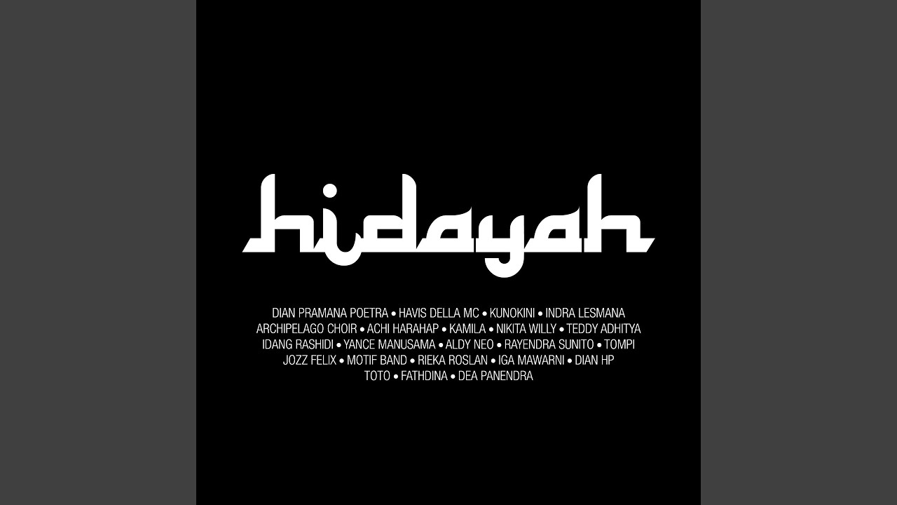 Teddy Adhitya, Aldy Neo & Tompi - Hihasi (Hidup Hanya Sekali)