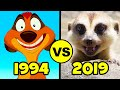 14 BEST WORST Changes In Disneys THE LION KING 2019
