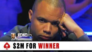PCA 10 2013 - $100k Super High Roller Poker, Episode 3 | PokerStars.com