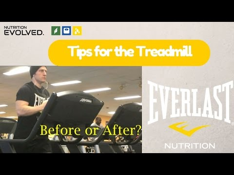Tips for Running on the Treadmill
