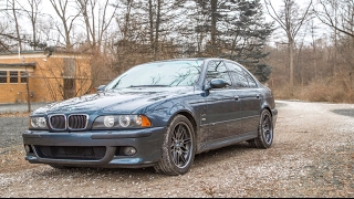 Living With A Supercharged E39 BMW M5