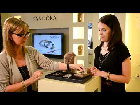 Pandora Jewelery ~ How To Create Different Looks Simply By Adding A Pendant