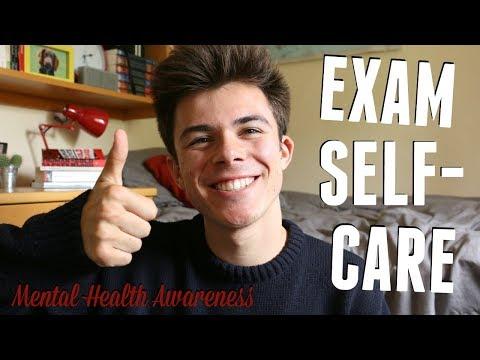 EXAM SELF-CARE TIPS! (Ways to De-Stress in Exam Season) Mental Health Awareness Week   Jack Edwards