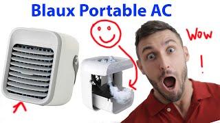 Blaux Portable AC Review Bedroom Test