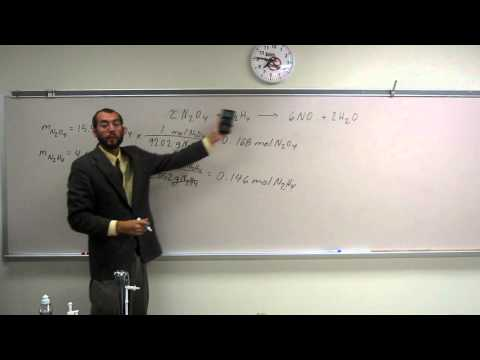 Calculating Theoretical Yield Mass 015
