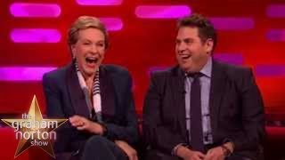 Download Jonah Hill's Awkward Car Ride With Morgan Freeman - The Graham Norton Show Video