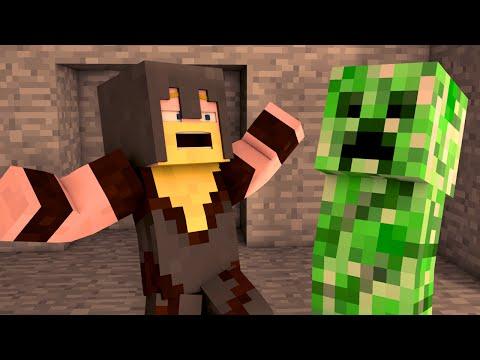 Creeper Payback [Minecraft Animation]