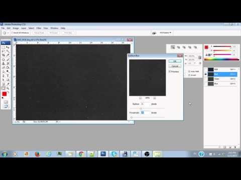 Photo Tutorial : Removing Noise in Night Time Photos