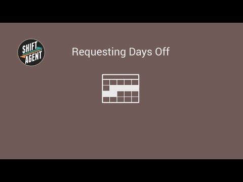 Requesting Days Off