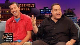 Have Adam Sandler & Kevin James Ever Fought?