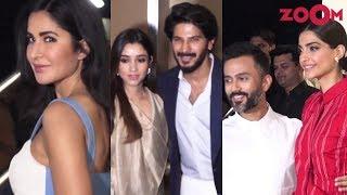 The Zoya Factor screening | Dulquer Salmaan, Sonam Kapoor, Katrina Kaif, Vicky Kaushal | Spotted