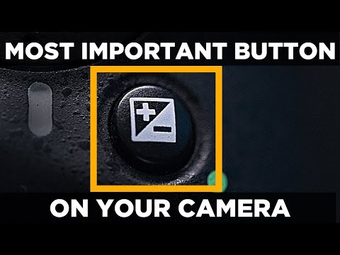 Most important button on your DSLR camera| Hindi DSLR photography tip #2
