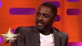Idris Elba Hasn't Always Had A Good American Accent | The Graham Norton Show