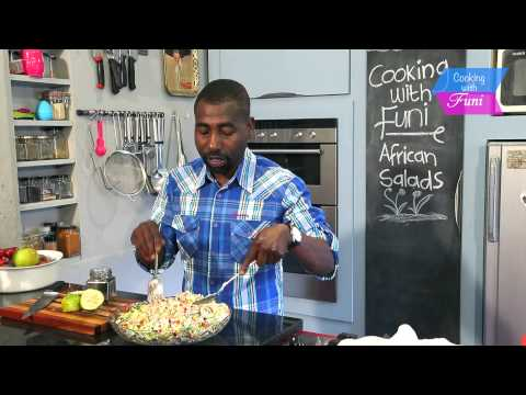 Cooking with Funi African Salads