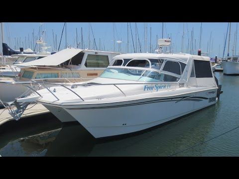 Powercat 3100 for sale Action Boating boat sales Gold Coast Queensland Australia
