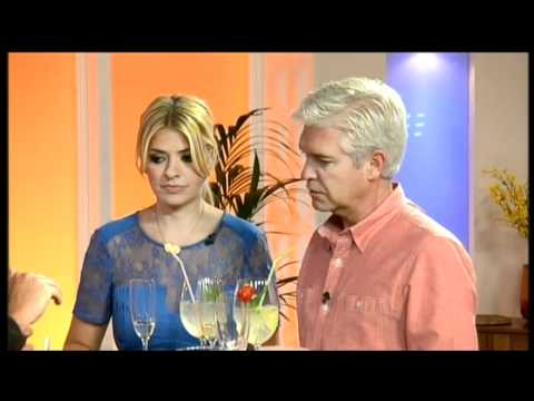 Cocktails from the 1970's and 80's with mixologist Tony Adams - This Morning 15th June 2012