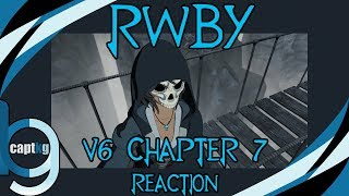 RWBY Volume 6 Chapter 7 REACTION!! TICK TOCK TIME'S UP - The