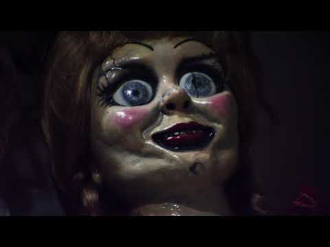 ANNABELLE OFFICIAL DOLL CREATION