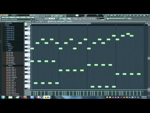 How to make a Hardstyle Melody in FL Studio 10 (Easiest Way)
