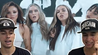 REAGINDO A Little Mix - Think About Us (Official Video) ft. Ty Dolla $ign