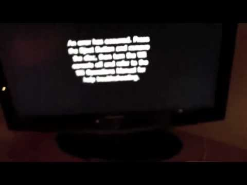 How to fix wii Disk Error/ Clean Wii Lense FREE
