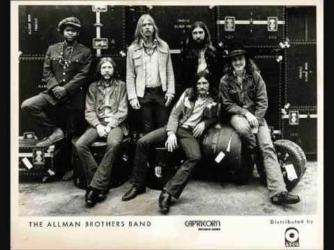 Allman Brothers: Dreams (lyrics)