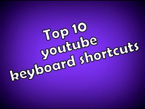 Top 10 youtube keyboard shortcuts | টপ ১০ ইউটিউব কীবোর্ড শর্টকাট জেনেনিন !!!!!