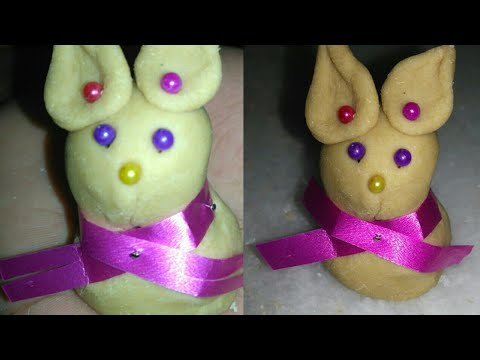 How to make cute  rabbit very easily