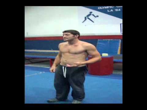 MoveMeantForLife - How to do a standing BACKFLIP