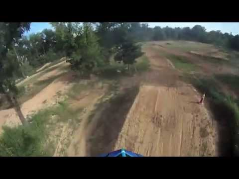 Big Jumps at McKee's Private Track