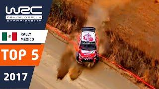 WRC - Rally Guanajuato México 2017: Top 5 Highlights!