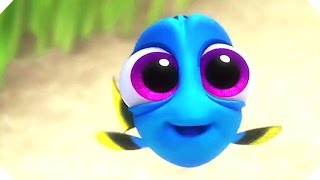 Disney Pixar's FINDING DORY - ALL the Movie Clips including BABY DORY ! (2016)