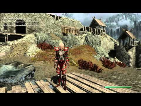 Bound Armor Spell