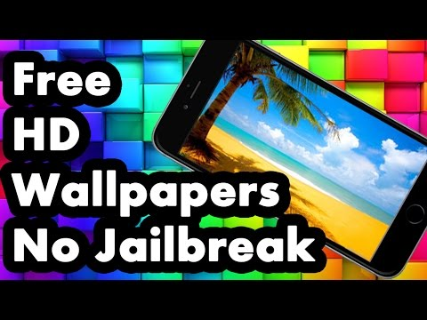 Get High Quality Wallpapers For Your iPhone iPad And iPod Touch Free Without Jailbreak