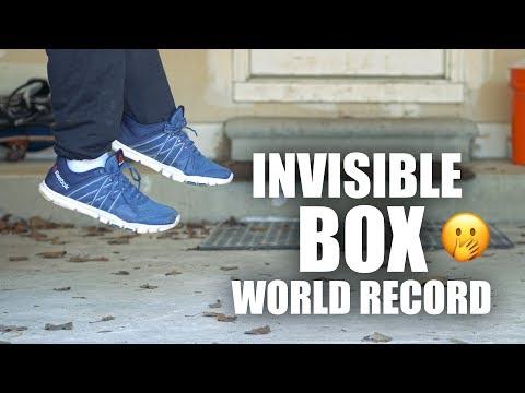 Invisible Box Game Shark