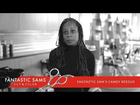 Fantastic Sams Stylist Candy Reedus