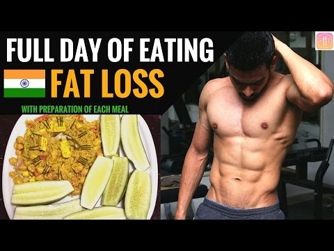 Full day of Eating | Indian Fat Loss diet