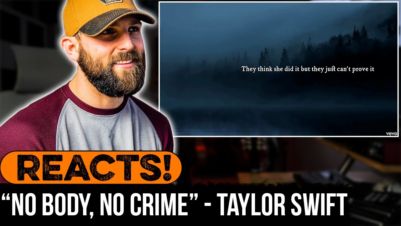 """MUSICIAN REACTS to Taylor Swift - """"No Body, No Crime"""""""