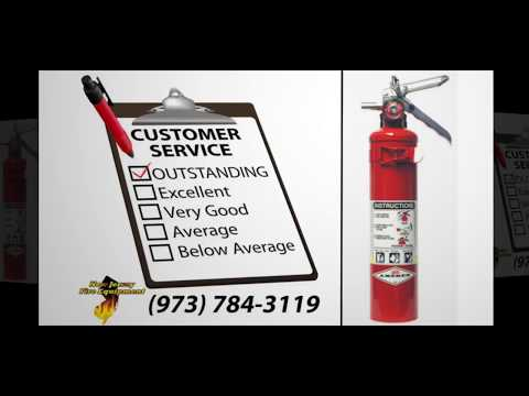 Fire Extinguisher Service Newton NJ