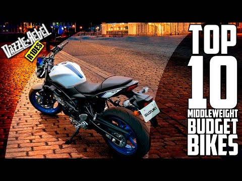 Top 10 Midsize Budget Bikes of 2016