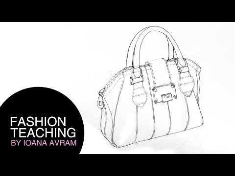 How to draw bags