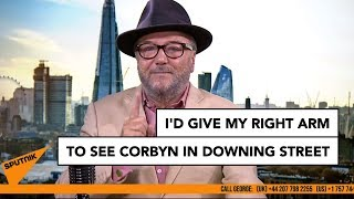 I'd give me right arm to see Corbyn in Downing Street | MOATS Ep 12