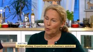 Expertsvar om Alzheimers - Nyhetsmorgon (TV4)