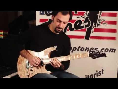 Kemper Profiles: Suhr Custom Audio Amplifiers PT-100 + Agostin Custom Guitars Zoe
