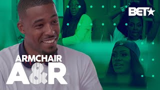 DJ Damage Meets Chicago Native & Aspiring Rapper Dae Jones. Will They Click? Ep. 2   Armchair A&R