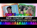 Que Sera Sera New Concept Artists International Songs For Ch