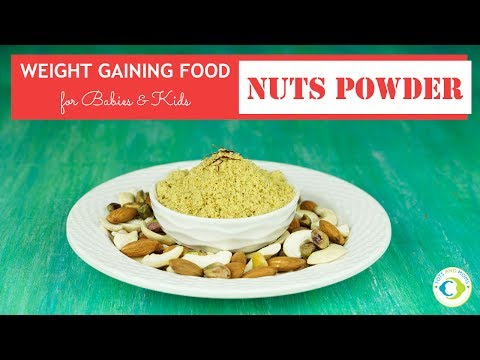 Immunity Booster & Weight Gaining, NUTS POWDER or DRY FRUITS POWDER for Babies, Toddlers & Kids